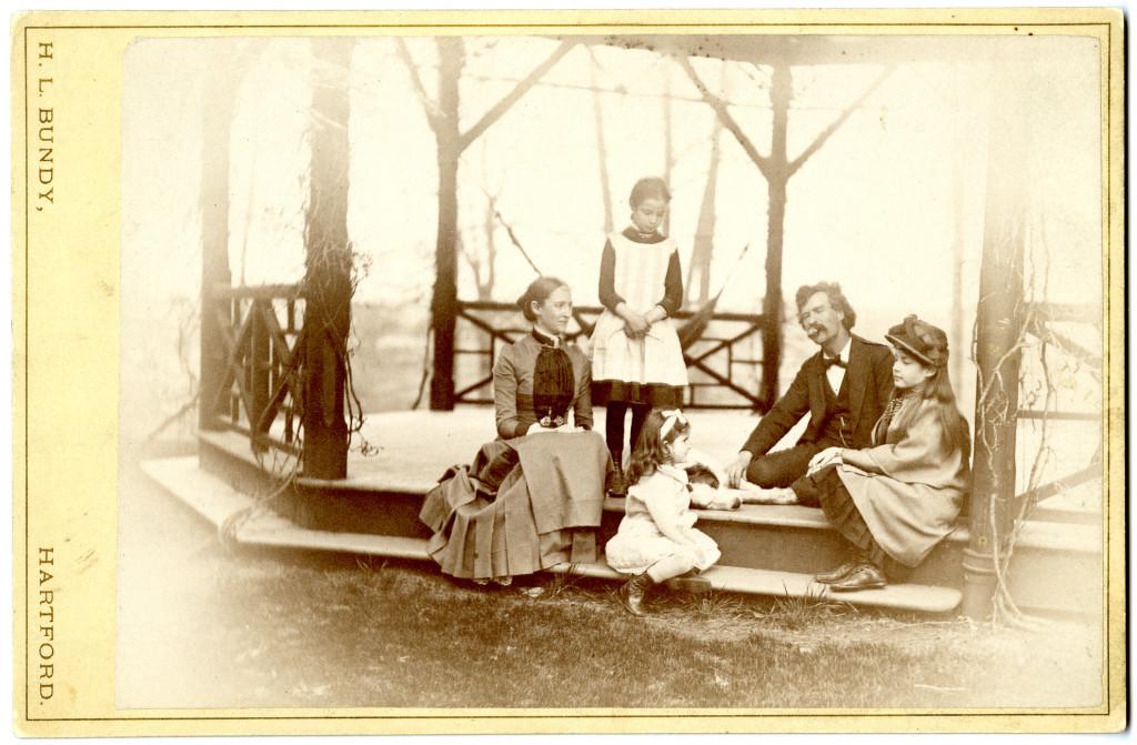 ClemensfamilyHartfordc1884