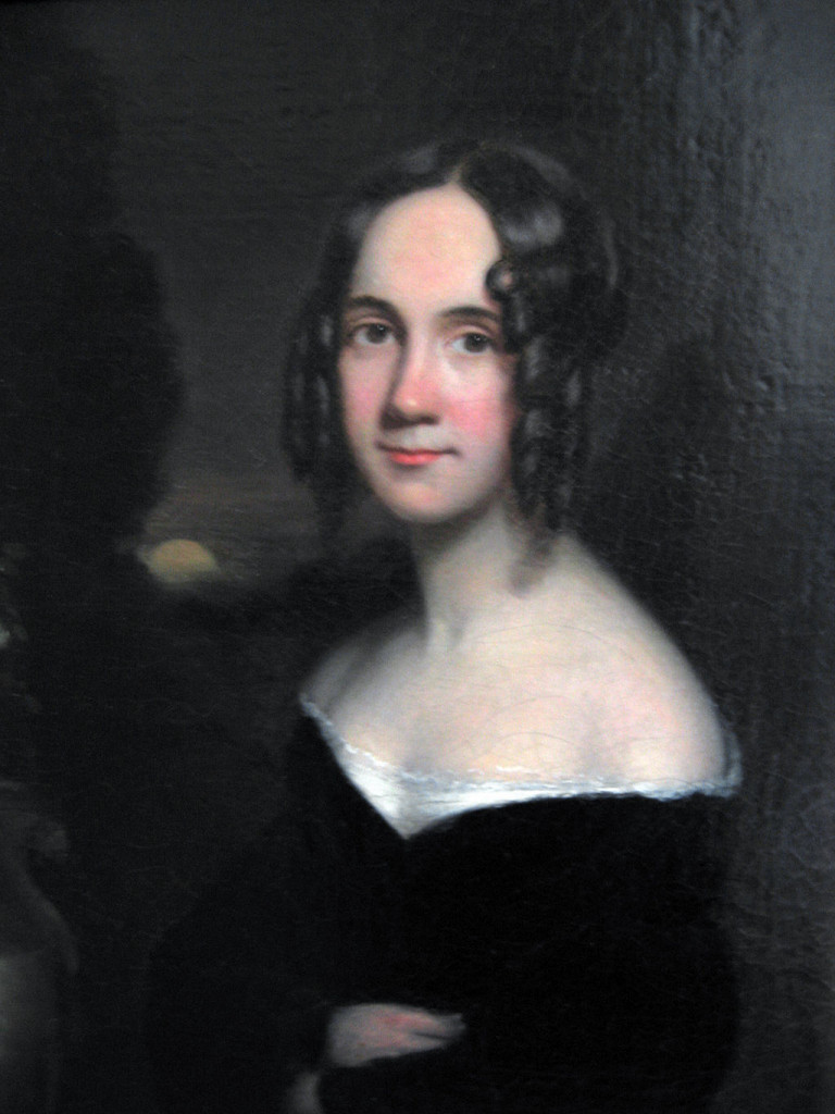 Hale portrait, 1831