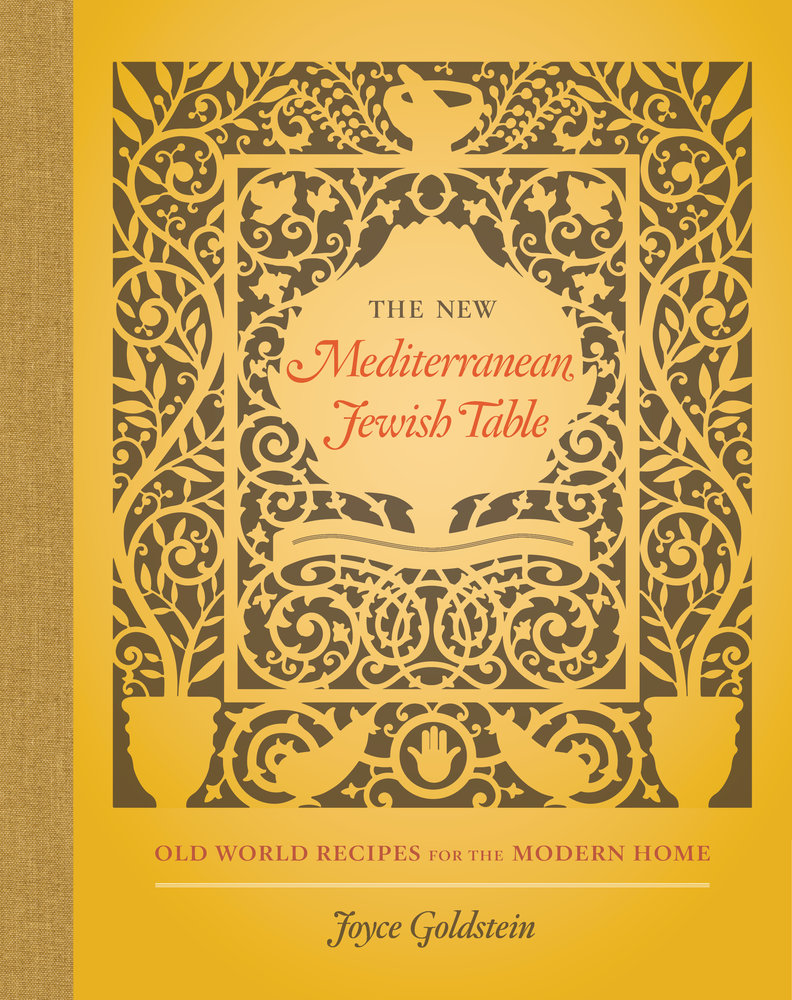 New Mediterranean Jewish Table Joyce Goldstein