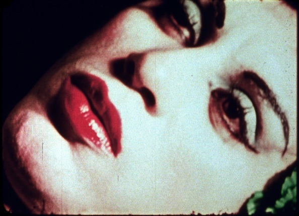 Film still close-up of Lupe