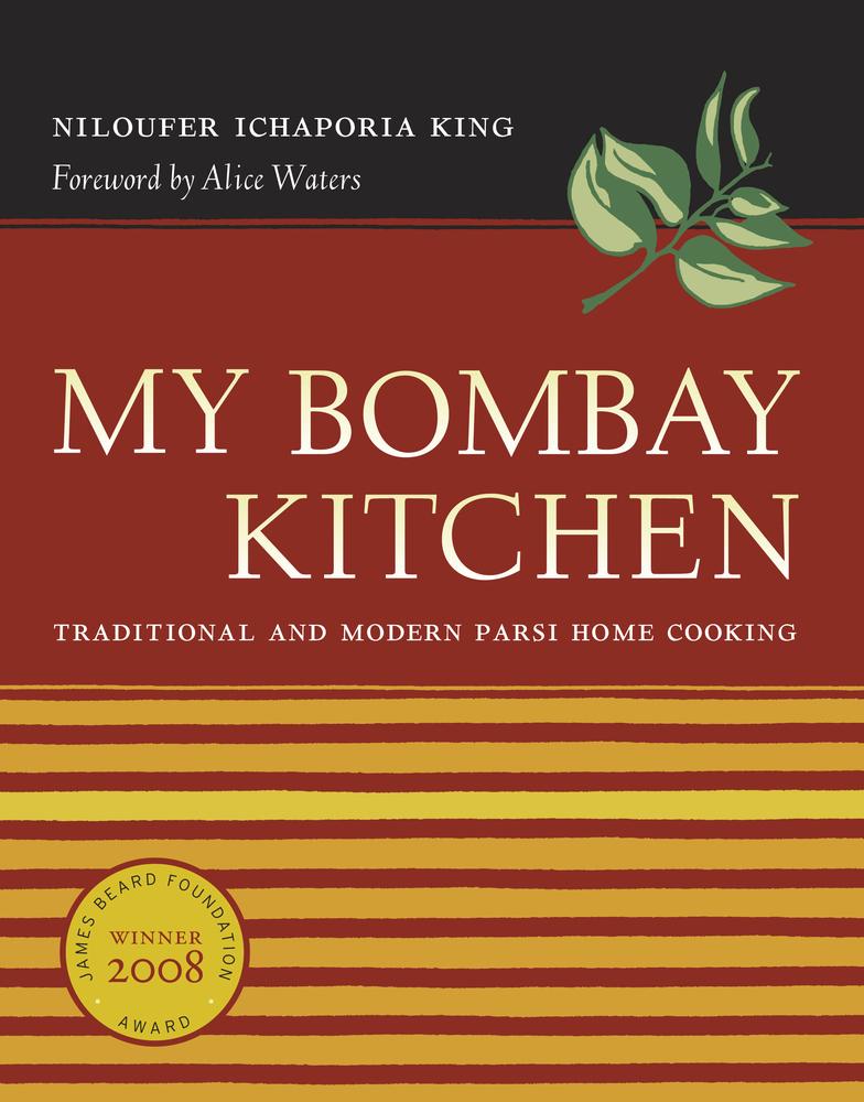 My Bombay Kitchen cookbook