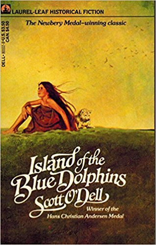 Island of the blue dolphins picture book