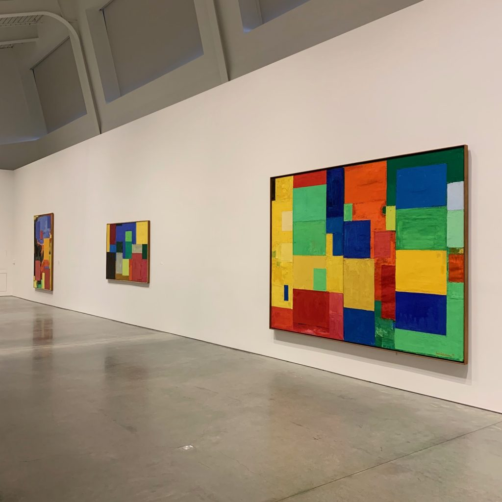 Hans Hofmann Exhibition Opens at BAMPFA - UC Press Blog