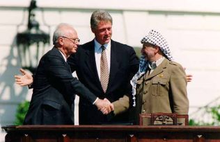 The Failure of the Oslo Accords