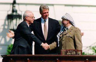 The Failure of the Oslo Accords
