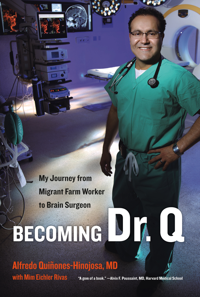 Becoming Dr. Q Book